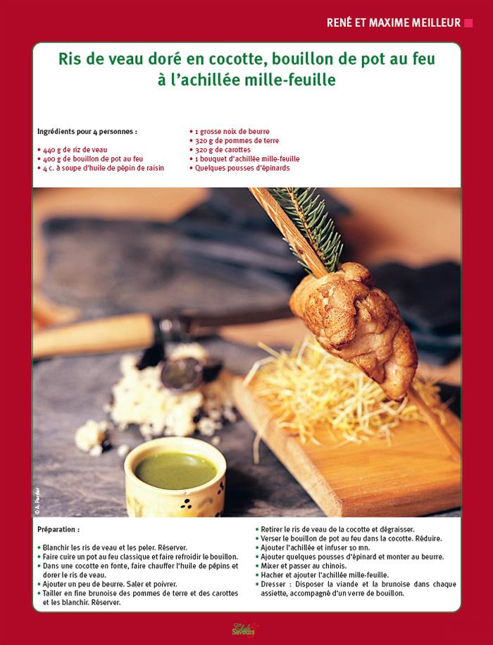 les recettes de la boutique chefs saveurs le site officiel du magazine de gastronomie